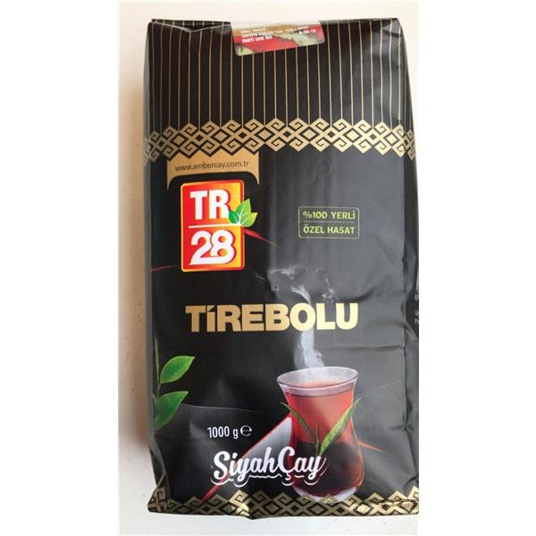 Amber TR28 Tirebolu Çayı - 1 Koli (10 Ad. 1 Kg.), toptan tirebolu çay, toptan amber çay, toptan destan çay,