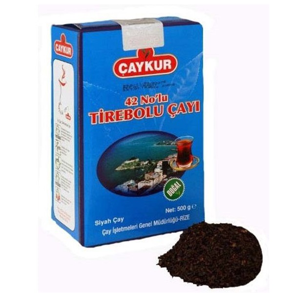 Çaykur 42 Numaralı Tirebolu Çayı - 500 Gr. - 15 Adet - 1 Koli, çaykur çay toptan, çaykur çay fiyat, çaykur 42 çay,
