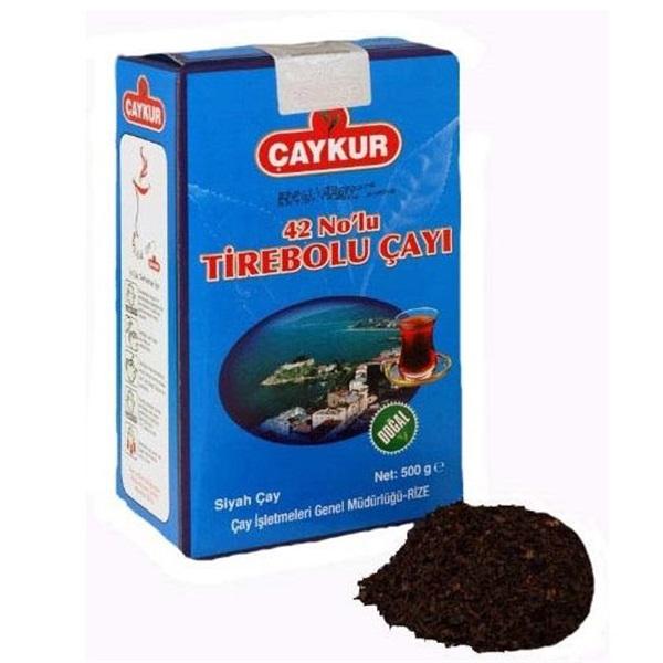 Çaykur 42 Numaralı Tirebolu Çayı - 500 Gr., çaykur 42 çay fiyat, çaykur 42 numaralı çay,