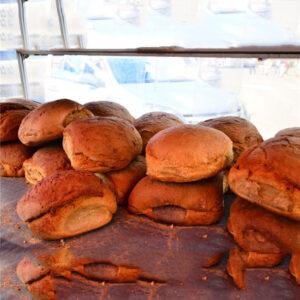 Kürtün Kara Ekmek - Ort. 3,3 Kg., gümüşhane ekmek, araköy ekmeği, kara ekmek kürtün,